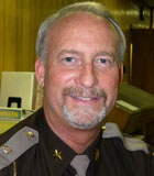 Christian County Sheriff Livy Leavell